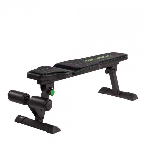 Posilovací lavice TUNTURI FB80 Flat Bench