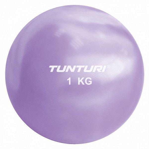 Jóga míč Toning ball TUNTURI 1 kg