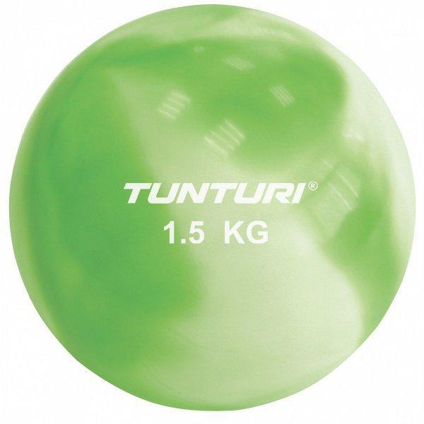 Jóga míč Toning ball TUNTURI 1,5 kg